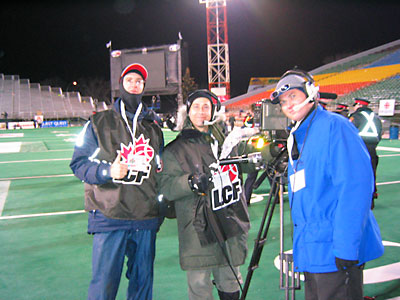 The 91st Grey Cup Was 2003 Canadian Football League Championship Game Played Between Edmonton Eskimos And Montreal Alouettes On November 16 At